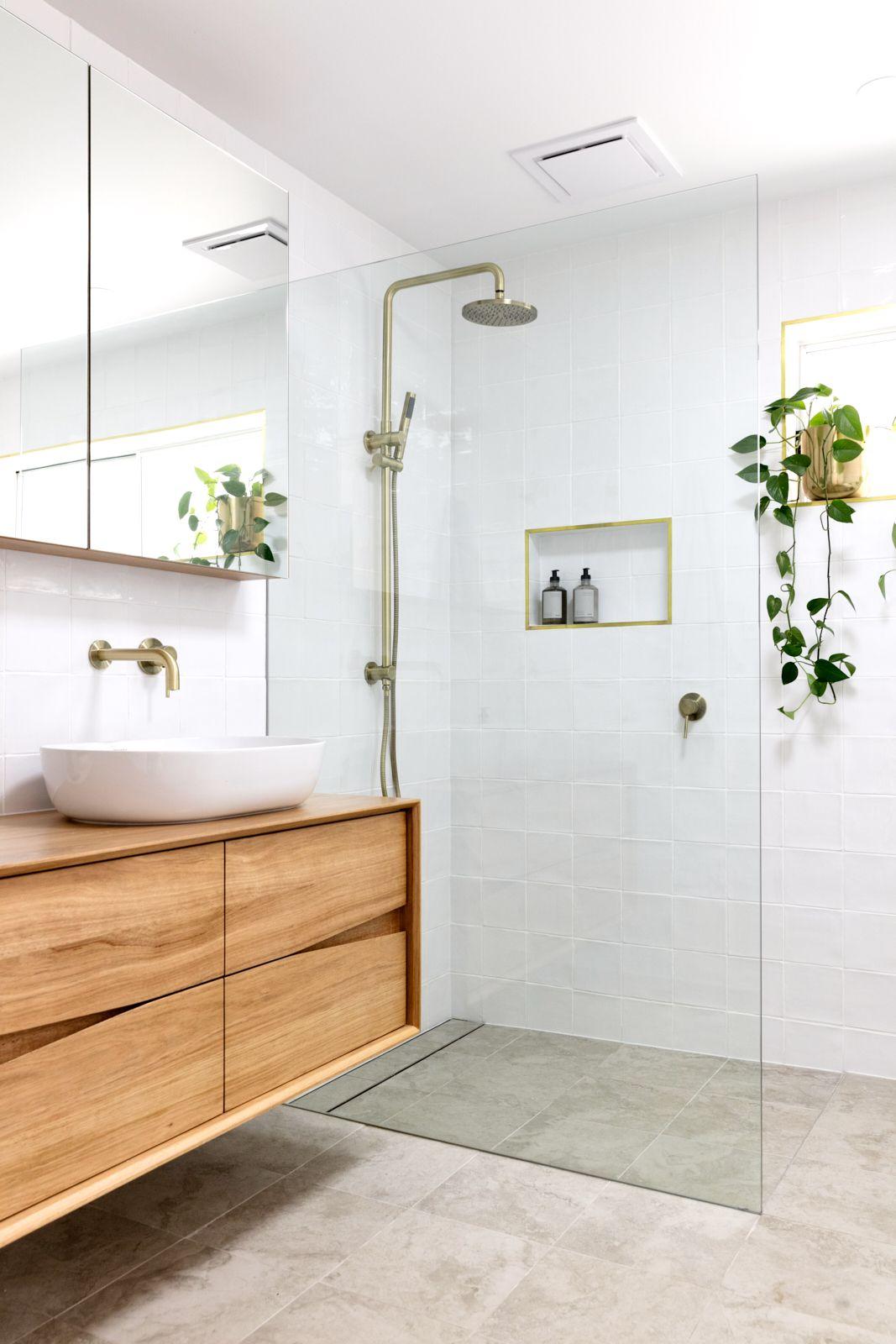 21 Modern Scandinavian Bathroom Decor Ideas