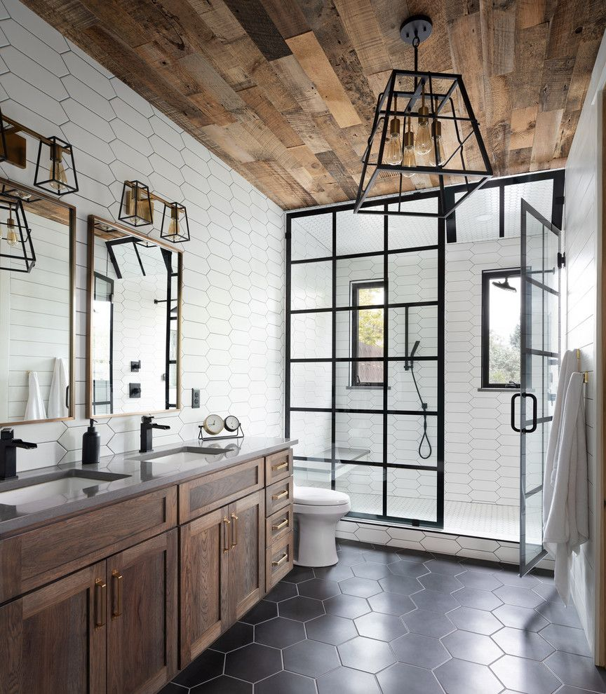 20 Best Industrial Bathroom Decor Ideas and Trends