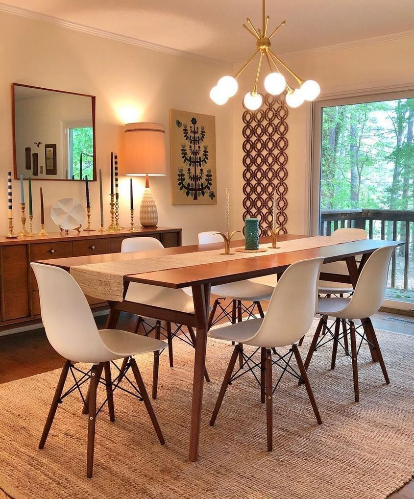 9 Mid Century Modern Dining Room Decor Ideas for Timeless Style