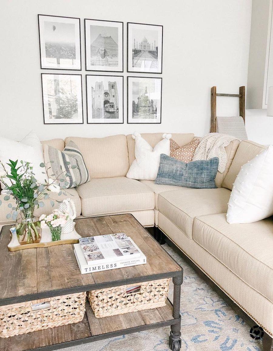 21 10 Best Modern Farmhouse Living Room Decor Ideas