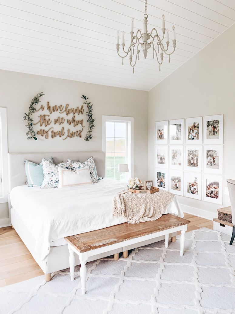 15 Best Modern Farmhouse Bedroom Decor Ideas