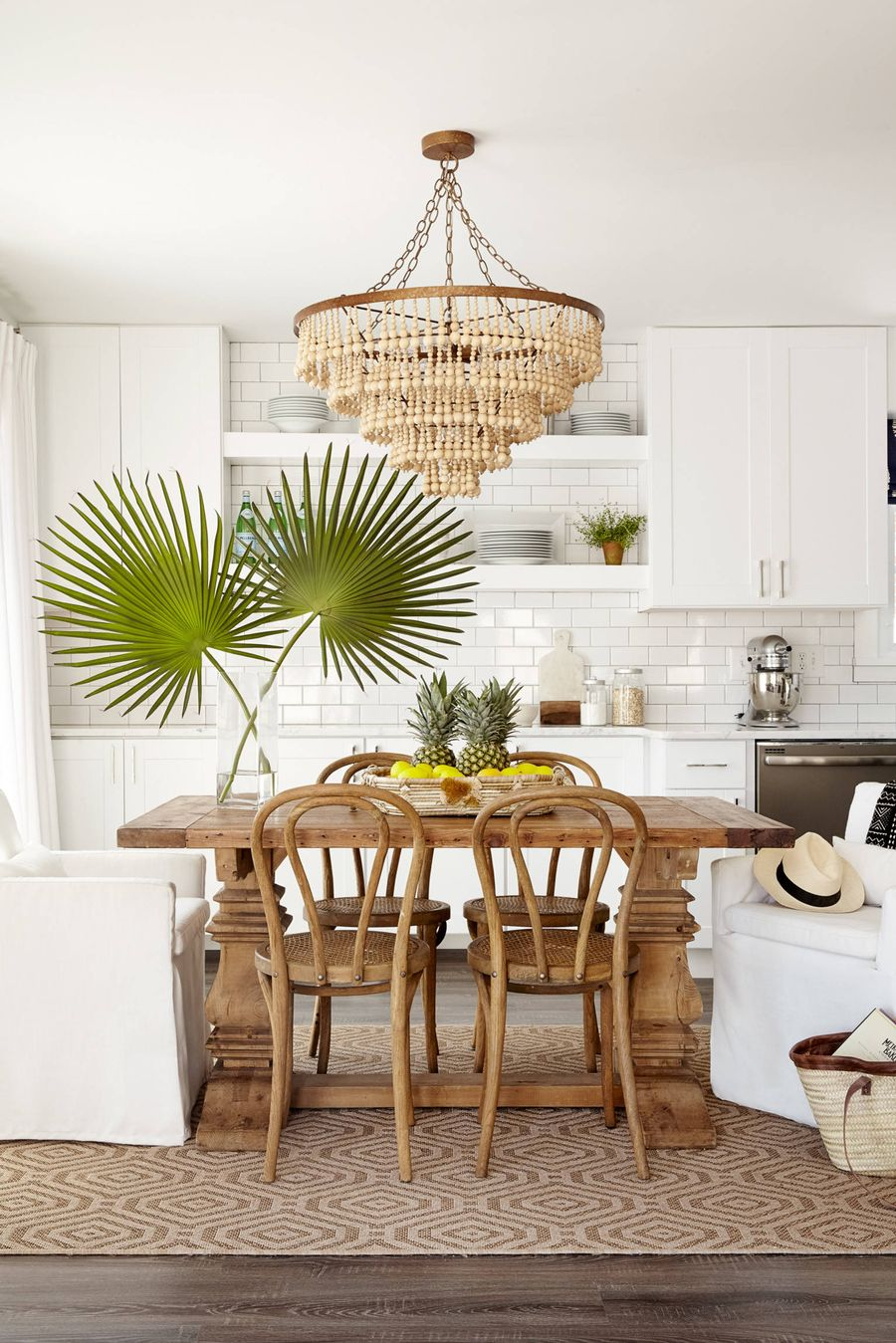10 Best Tropical Dining Room Decor Ideas, Tropical Dining Room Chairs