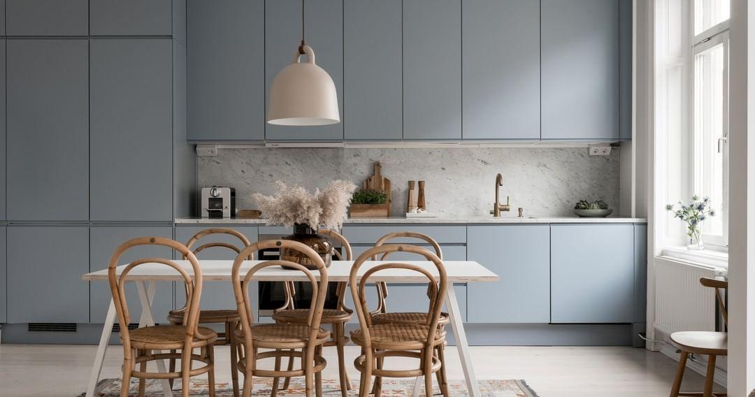 10 Best Modern Scandinavian Kitchen Design Ideas