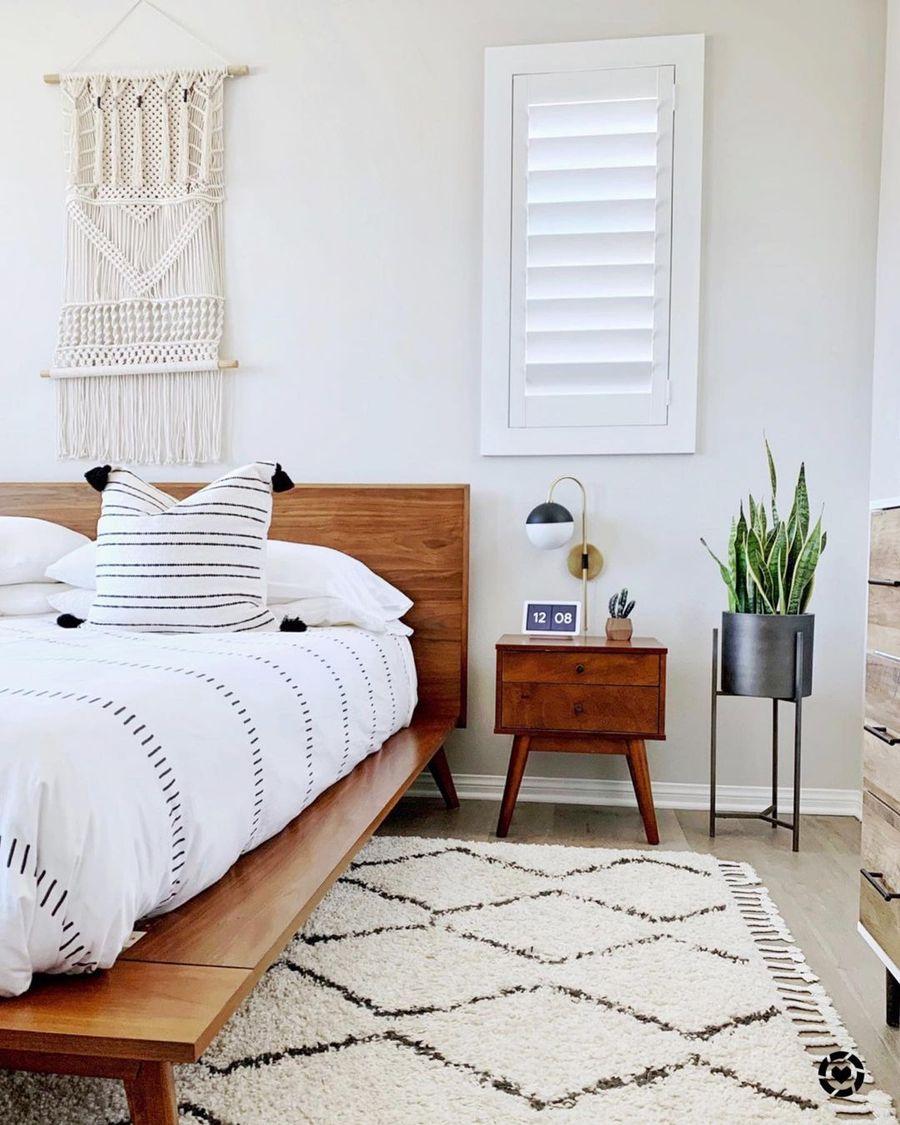 15 Mid Century Modern Bedroom Decor Ideas
