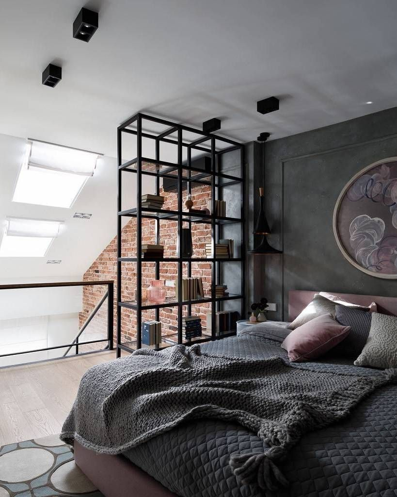 25 Industrial Bedroom Decor Ideas And Trends