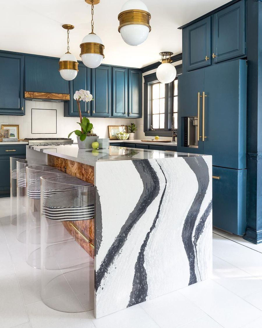10 Glam Kitchen Ideas For An Elegant Space