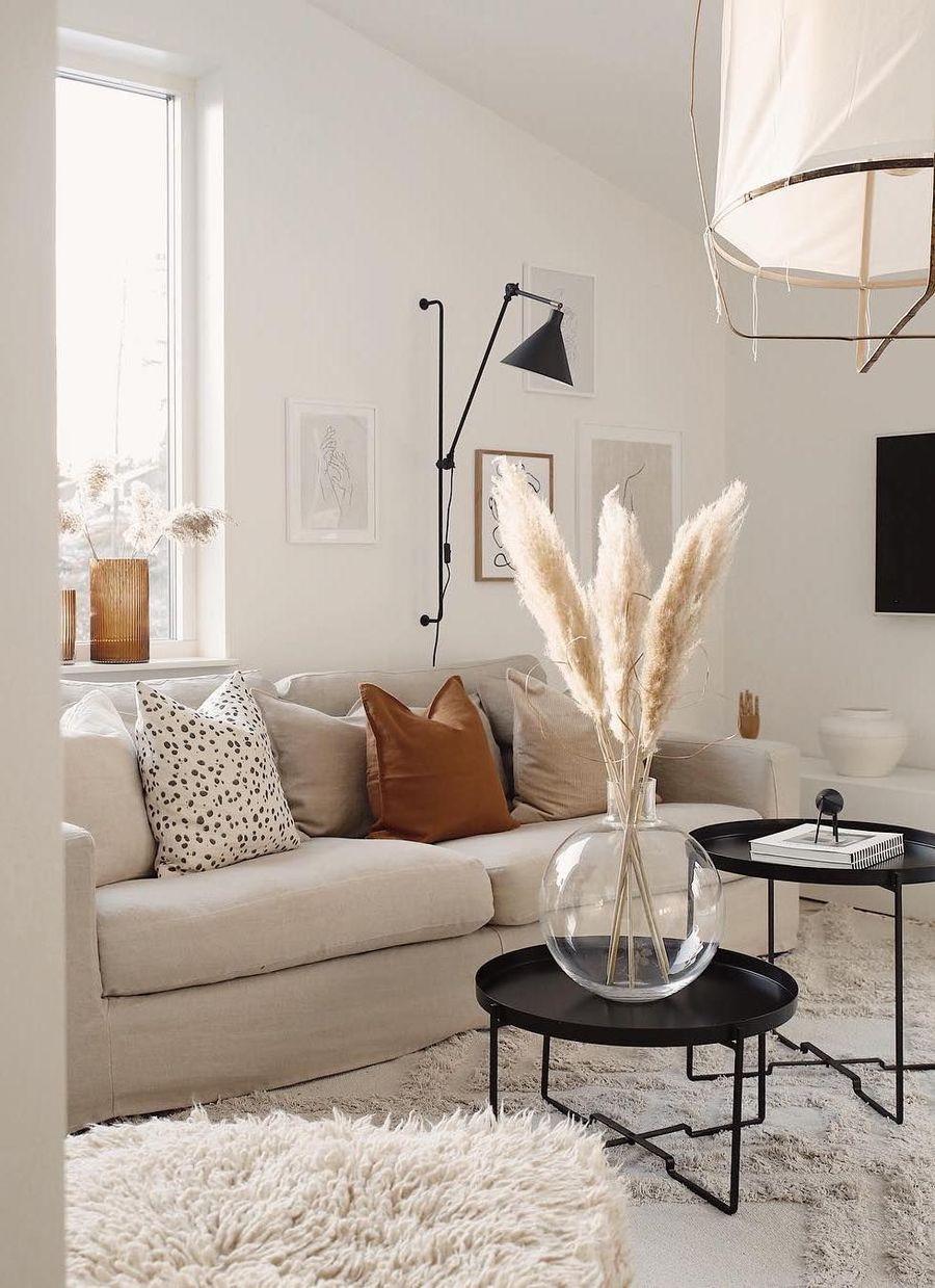 27 Scandinavian Living Rooms For Nordic, Living Room Inspiration